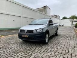Título do anúncio: Volkswagen Saveiro Robust 1.6 CS (Gnv)