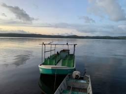 Vendo ou Troco Barco de Passeio