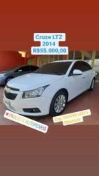 CRUZE 2014/2014 1.8 LTZ 16V FLEX 4P AUTOMÁTICO