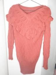 Título do anúncio: Vestido de lã