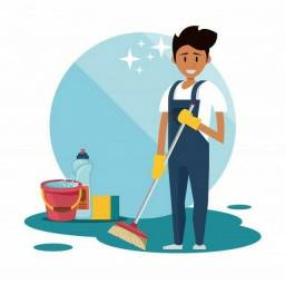 CLEANING PERSONAL (DIARISTA)