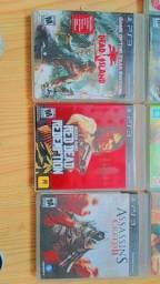 Jogos PS3 $40