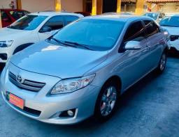 Título do anúncio: Corolla Xei 1.8 flex Aut Ano 2009 cor Prata