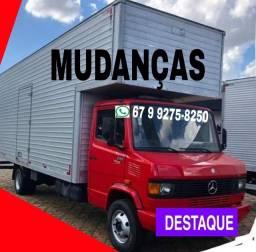 Caminhão Mudanças todo o brasil