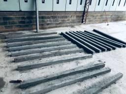 Palanque de concreto