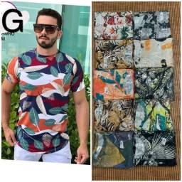 Camisetas VENEZUELANAS malhas LEILA lindíssimas charmosas vibrantes p quem é estiloso..