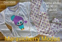 Pijamas Adulto Seda