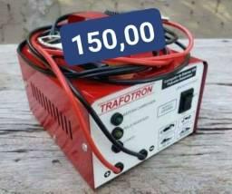Título do anúncio: ( Carro-Moto-Caminhão ) Carregador de Bateria Automotivo 12v-Bivolt 127/220-CF-5ah.