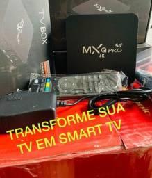 Título do anúncio: Tv box !!!! Últimas unidades