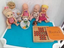 lotes de bonecas