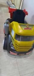 Título do anúncio: Vendo caminhão pedal bandeirantes...