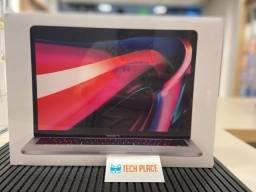 Título do anúncio: MacBook Pro M1 Cinza Espacial 256gb Apple || Lacrado || Loja física na Savassi