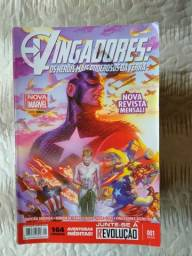 Título do anúncio: Vingadores: Os Heróis Mais Poderosos Da Terra