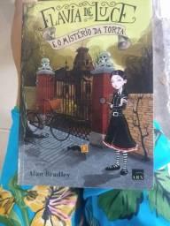 Título do anúncio: Livro da Flávia de luce e o mistério da torta