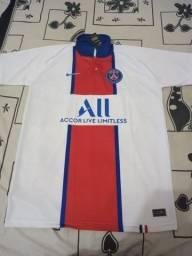 Camisa PSG Branca