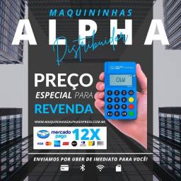Título do anúncio: MÁQUINAS DE CARTÃO PARA REVENDA (MERCADO PAGO).