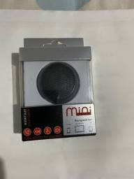 Título do anúncio: Mini caixa de som