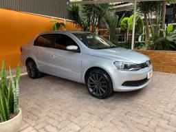 VW Voyage 1.6 Confort Line 2015 i-Motion com apenas 59.000 Km, financiamos!