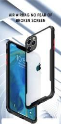 Capinha Anti Impacto Translúcida para iPhone XR