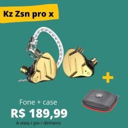 Fone Kz Zsn Pro X