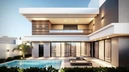 Título do anúncio: Casa com 3 dormitórios à venda, 244 m² por R$ 1.650.000,00 - Porto Madero Residence - Pres