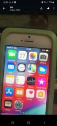 Título do anúncio: Iphone 5 bateria nova