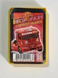 Card Super Trunfo Coleção Antigo Grow Caminhões Incríveis 01216 Original