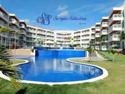 Oportunidade Apartamento no Porto das dunas com 3 quartos 87m² nascente