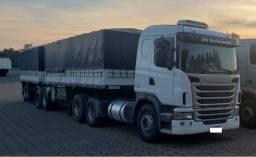 Scania G420 / Conjunto