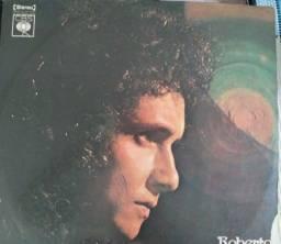 disco de vinil usado Roberto Carlos 1973