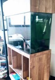 Título do anúncio: Vende-se aquário