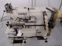 Título do anúncio: Máquina de costura BT para pregar elástico excelente estado.