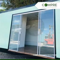 Casa container - Projeto 15m2
