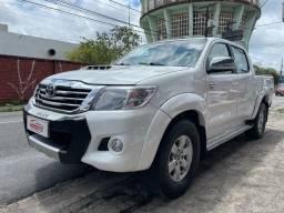 Título do anúncio: Toyota Hilux 3.0 SRV 4x4 Automatic 2012