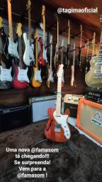Guitarra e baixos