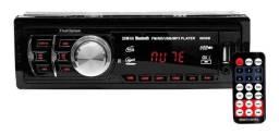 Título do anúncio: Auto rádio bluetooth/USB/cartão sd (Novo)