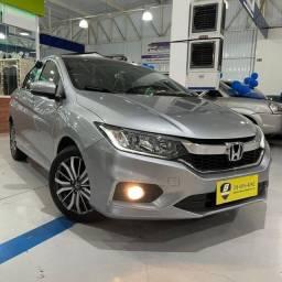 Título do anúncio: Honda CITY Sedan LX 1.5 Flex 16V 4p Aut. 2018/2019