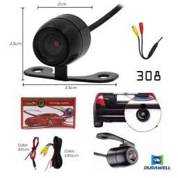 Título do anúncio: Câmera de Ré Borboleta Dinâmica veicular, ac. cartões e pix