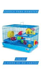 Título do anúncio: Gaiola Big Space para hamster NOVA