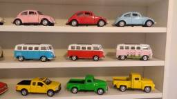 Promoção miniaturas 3 por R$100
