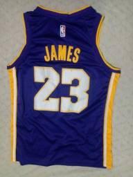 Título do anúncio: Camisa Los Angeles Lakers NBA