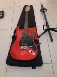 Guitarra + Pedaleira + Cubo