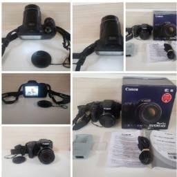 Título do anúncio: Câmera fotográfica CANON PowerShot SX530 HS Nova na caixa.