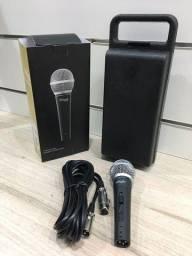 Título do anúncio: Microfone Profissional Dinâmico Stagg Sdm50