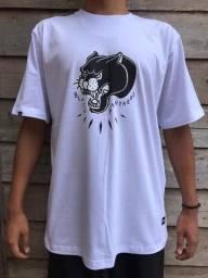 Título do anúncio: Camiseta Chronic Panther Black Branca