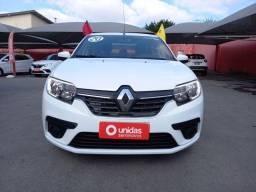 Título do anúncio: Renault Logan 1.0 12V Sce Flex Zen Manual