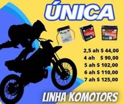 Título do anúncio: Baterias para Moto