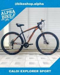 Bike Caloi Explorer Sport Aro 29