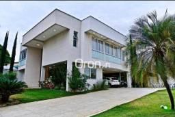 Título do anúncio: Sobrado com 4 dormitórios à venda, 444 m² por R$ 2.200.000,00 - Vila Rezende - Goiânia/GO