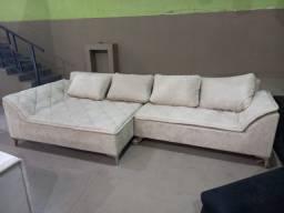 Título do anúncio: Sofa versate luxuoso - entrega gratis *